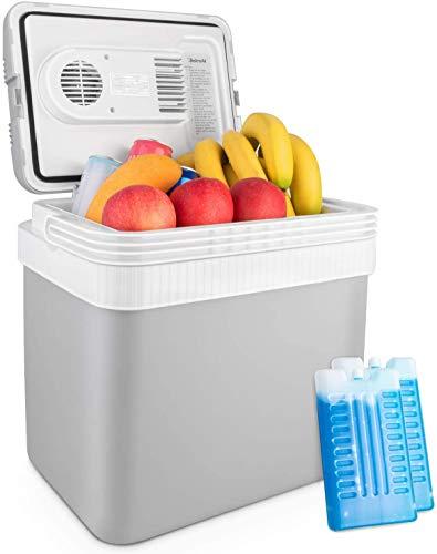 AstroAI Glacière électrique portable de 24 litres pour boissons, bière,...
