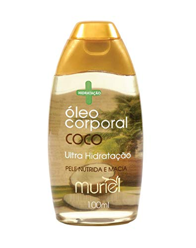 Óleo Corporal Coco 100ml, Muriel