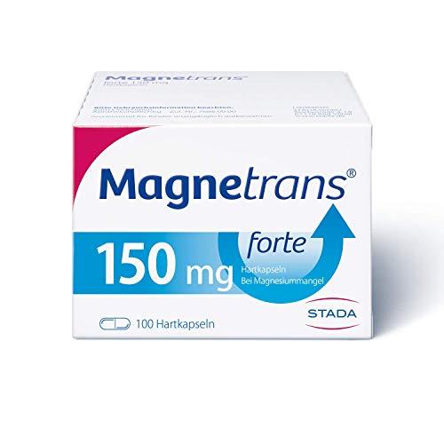Magnetrans forte 150 mg, 100 St. Hartkapseln
