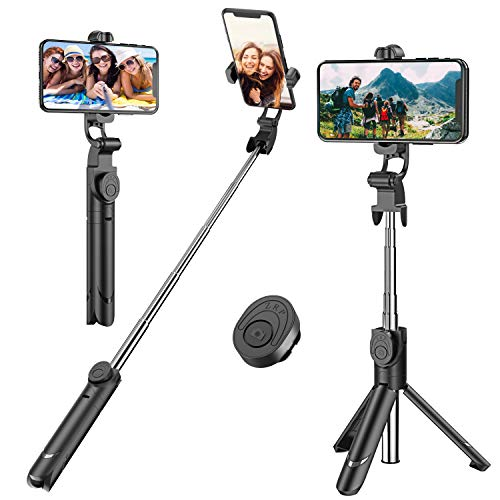 413xXBqndlL - The 7 Best Selfie Sticks That Will Keep Your Camera Steady for That Perfect Shot