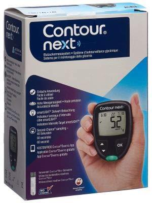 Ascensia Diabetes Care Italy Contour Xt Glucometro e 10 strisce - 1 pezzo