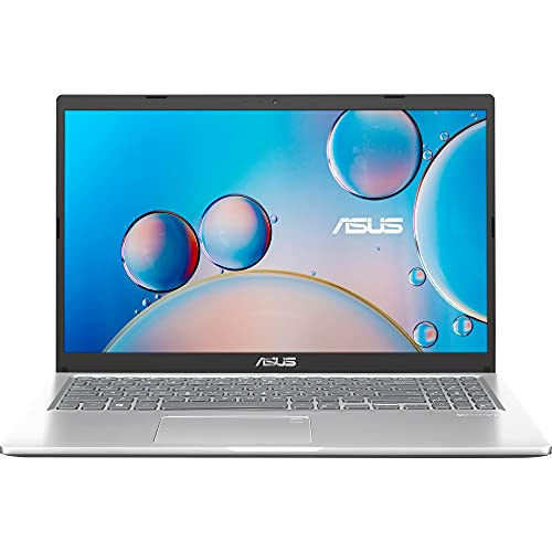 ASUS VivoBook 15 (2020) Intel Core i3-1005G1 10th Gen, 15.6' (39.62cms) FHD Thin and Light Laptop (8GB/512GB SSD + 32GB Optane Memory/Office 2019/Windows 10/Silver/1.8 Kg), X515JA-EJ362TS