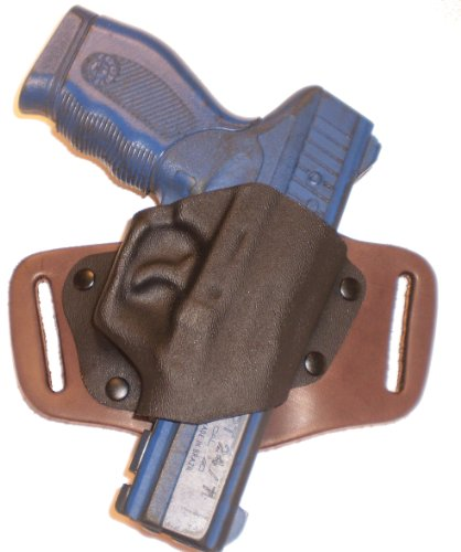 6 Best Ruger LCR OWB Holsters | LCR Holster (Kydex & Leather)