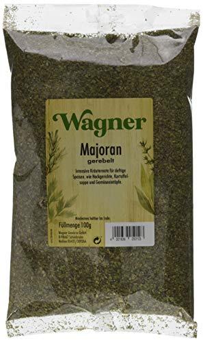 Wagner Gewürze Majoran gerebelt (1 x 100 g)