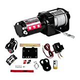 MSW Treuil 4x4 PROPULLATOR 3500-A (3.500 lbs, 1,2 PS/12V, rapport de...