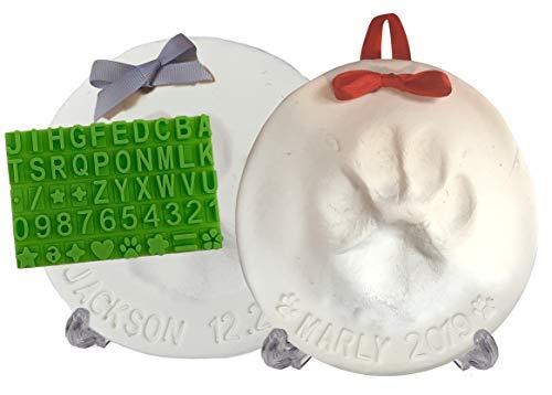 Ultimate Pawprint Keepsake Kit (Makes 2) - Paw...