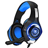 BlueFire Professional 3.5mm PS4 Gaming Headset Headphone with Mic and...