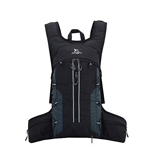 Fistcale Lightweight Breathable Bike Backpack, 8L Foldable Running Daypack, Functional Gift for Men & Women Daily Commutes, Cycling, Jogging, Hiking …