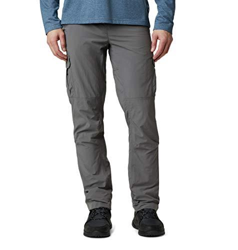 Columbia Silver Ridge II Pantalon de Randonnée Cargo Homme, City Grey,...