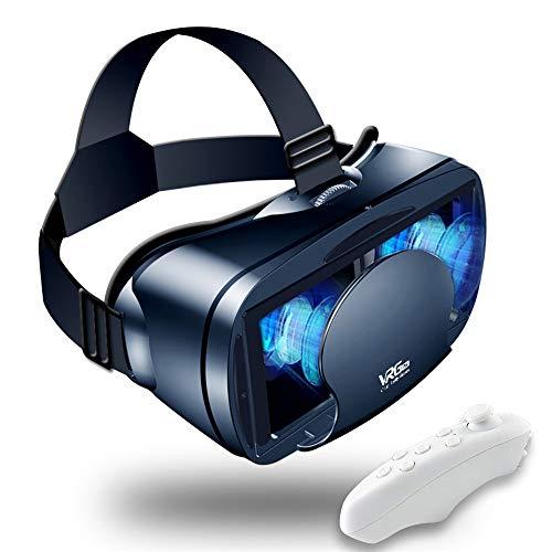 [Nuevo] 3D VR Gafas de Realidad Virtual, Disfruta de los Mejores...