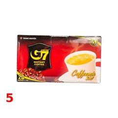 Trung Nguyen G7 Instantkaffee 3in1