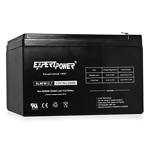 ExpertPower 12V 7 Amp EXP1270 Rechargeable Lead Acid Battery