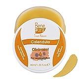 Pomada natural de caléndula 40 ml – extracto de aceite frío – 100% natural – cicatriza...