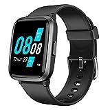 YAMAY Smartwatch,Fitness Armbanduhr mit Blutdruck...