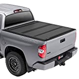 "BAK BAKFlip MX4 Hard Folding Truck Bed Tonneau Cover | 448525 | Fits 2017 - 2018 Nissan Titan 5' 7""..."