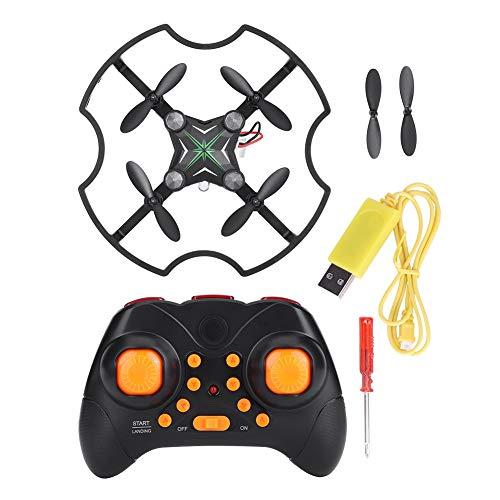 nobrand Camera F17 2.4G Mini Drone 0.3MP 720 * 576 velivoli di Telecomando Quadcopter Aereo (Verde)