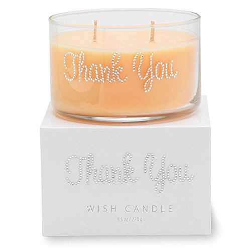 Primal Elements Thank You Candle, 9.5 Ounce (Pack of 1)