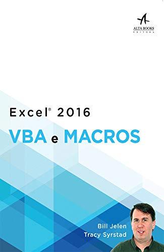 Excel 2016. VBA and Macros