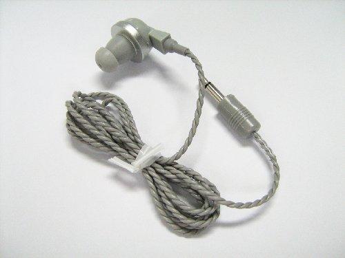 第一電波工業 ダイヤモンド  ハンディー用イヤホン ソフトタイプ(アイコム・ヤエス・マランツ用) HE37