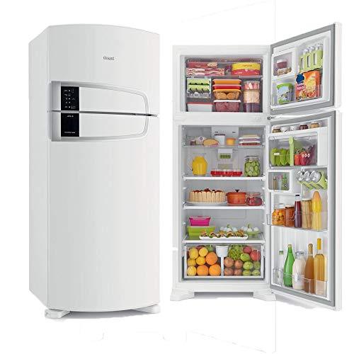 Geladeira Consul Frost Free Duplex 437 litros Branca com Horta em Casa - 220V