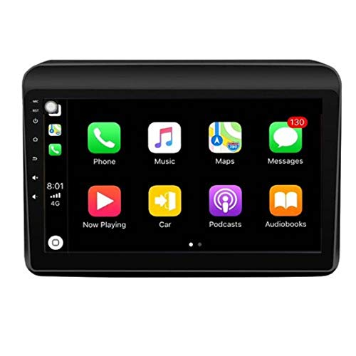 Cave RJ-213 (T3 Solution) Ertiga Android 10 inch HD Display/WiFi/Bluetooth Car Stereo (2GB + 32GB) (Double Din) …
