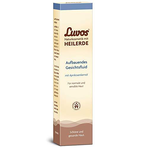 Luvos anabolizzante Gesichtsfluid, 50 ml