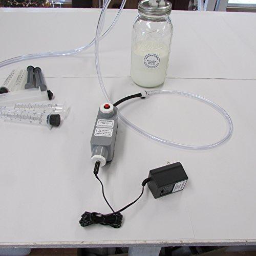 Dansha Farms ½ Gallon Electric Milk Machine