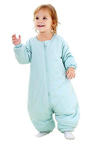 RESTCLOUD Baby Sleep Bag with Feet Winter