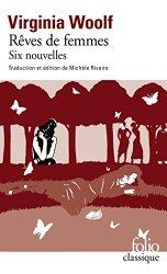 Rêves de femmes par [Virginia Woolf, Michèle Rivoire]