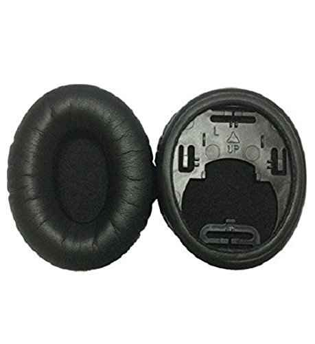 Nature Replacement Ear Pads Pad Cushion for JVC HA-NC250 HA-NC260 Noise Cancelling Headphones