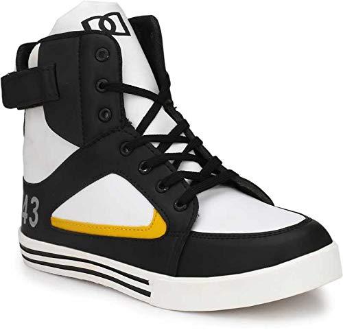 DEV Foot Style Men's Hip hop Dancing Shoes White