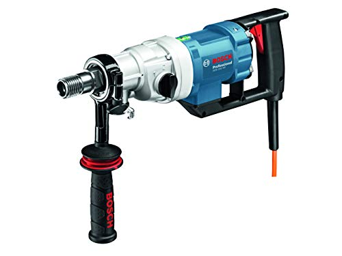 Bosch Professional Nass-Diamantbohrmaschine GDB 180 WE (5,2 kg, 2.000 Watt, 230 Volt, 180 mm Bohrbereich, Adapter Staubabsaugung, Kugelhahn, im Koffer)
