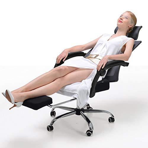 Hbada Ergonomic Office Recliner Chair - High-Back...