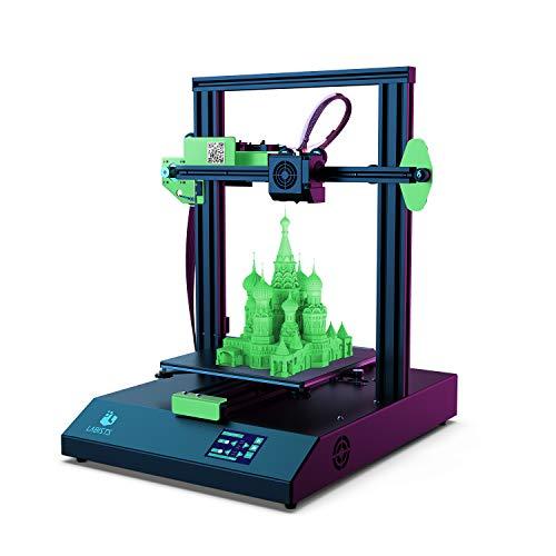 3D Drucker, LABISTS 3D Printer mit Automatische Nivellierung, 2,8 Zoll Touchscreen, Große Druckbereich von 220 x 220x 250 mm, 8G SD Karte, Metallrahmen,Heizbett für 1,75 mm Filament PLA, ABS