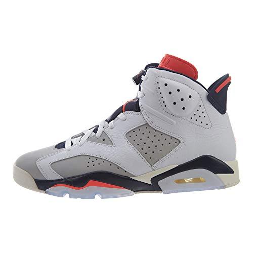 Nike Air Jordan 6 Retro, Zapatillas de Deporte Hombre, Multi