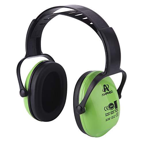 Amplim Hearing Protection Earmuff/Headphone for Toddler Kid...