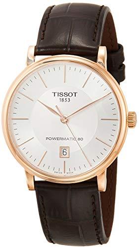 Tissot Carson Powermatic 80 T122.407.36.031.00 Herren-Armbanduhr