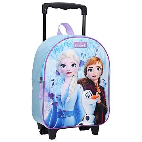 Frozen 2 Trolley per Bambini, Blu
