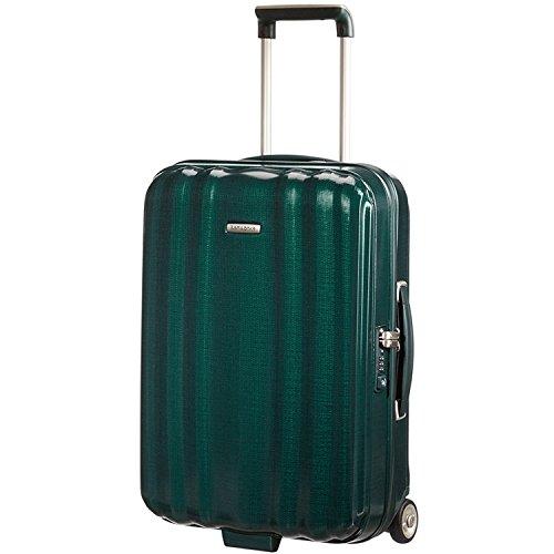 Samsonite Lite-Cube Upright 55/20 Koffer, 37 Liter, Dunkel Grün