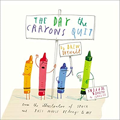 "Funny back-to-school story. Duncan's crayons quit coloring. Crayons have feelings, too. What can Duncan do to appease the crayons and get them back coloring? Contains 40 pages and measures 9.25"" x 6.25"". Recommended for ages 3 - 7 years."