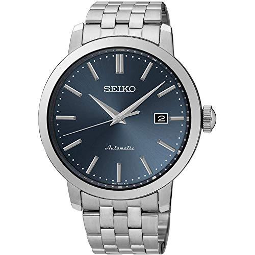 Seiko Herren-Uhr analog Automatik mit Metallarmband SRPA25K1