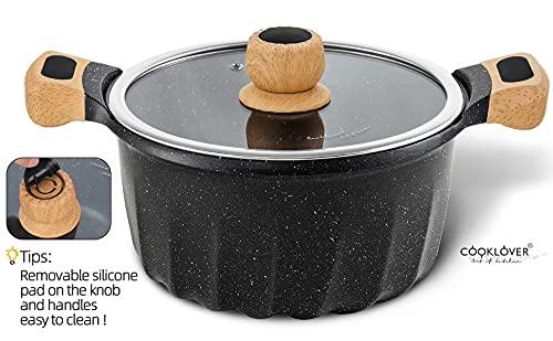 Product Image 8: Cookware Set Nonstick 100% PFOA Free <a href=