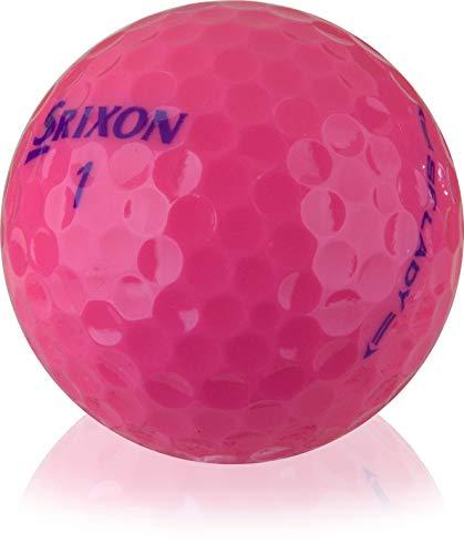 Srixon-Soft-Feel-Lady-Pink-Golf-Balls