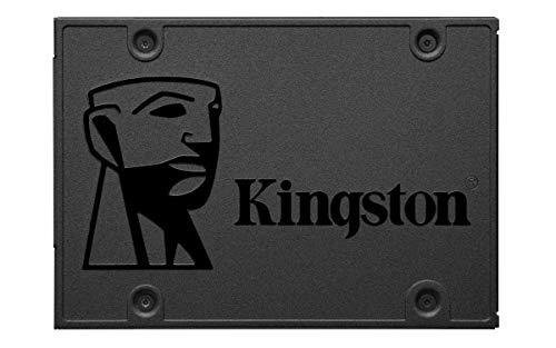 Kingston A400 SSD SA400S37/480G - Disco duro sólido interno 2.5'...