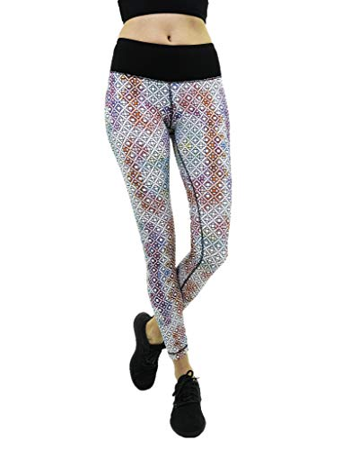 SATVA - Sports/Workout/Casual Tights for Women (Polyester)