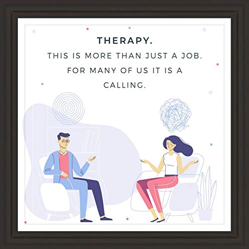 Therapy Office Decor 7x7 Inches Tile Artwork Gifts Plaque...