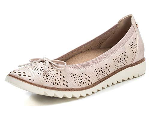 XTI Zapato Bailarina XTI049792 para Mujer Marrón 38