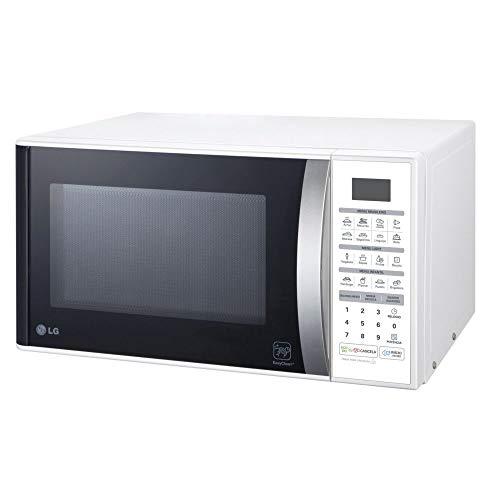 Micro-ondas LG Easy Clean Branco 30L MS3052R - 220V