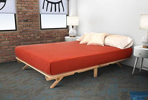 KD Frames Fold Platform Bed - Full
