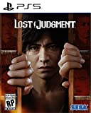Lost Judgment - PlayStation 5 (Video Game)
